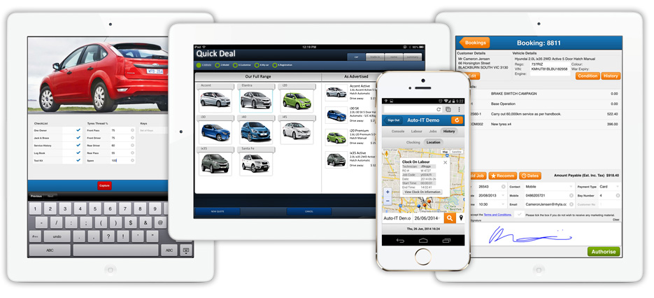 Mobile Apps for Car Dealers - Auto-IT