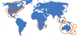 Auto-IT DMS Locations Globally